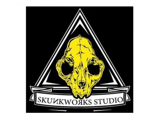 Studio Tattoo-Piercing   Κοζάνη Πτολεμαΐδα    Skunworks Tattoo